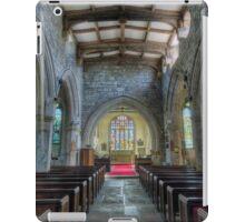 Unspoken Faith iPad Case/Skin