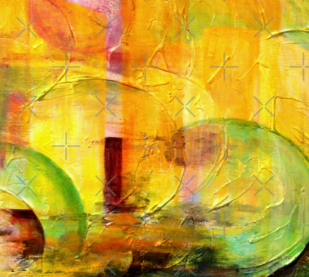 Texture and Light by Josie Duff