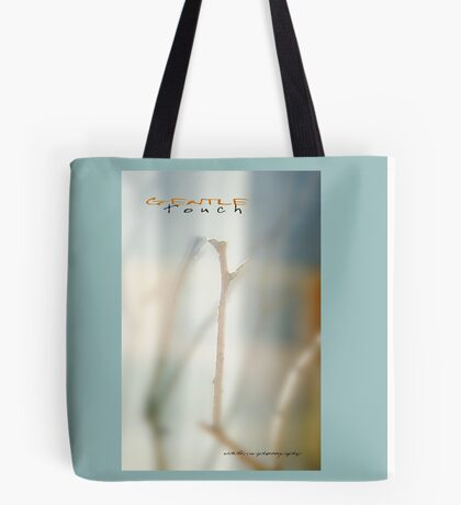 Gentle Touch © Vicki Ferrari Tote Bag