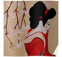 La Geisha Poster