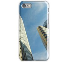 The Towers of La Defense iPhone Case/Skin