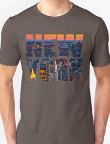 new york shirt Unisex T-Shirt