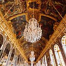 Versailles Palace, France by Melissa Fiene