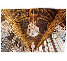 Versailles Palace, France Poster