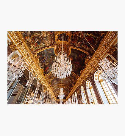 Versailles Palace, France Photographic Print
