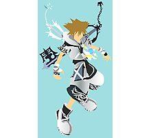 Sora Final Form - Vector Art Photographic Print