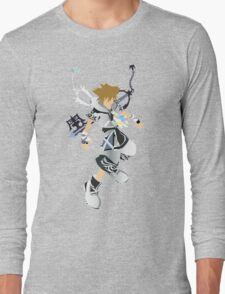 Sora Final Form - Vector Art Long Sleeve T-Shirt