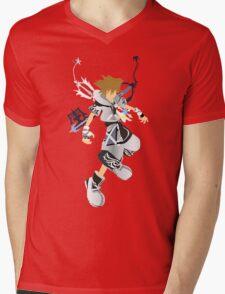 Sora Final Form - Vector Art Mens V-Neck T-Shirt
