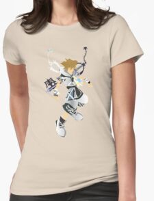 Sora Final Form - Vector Art Womens Fitted T-Shirt