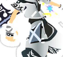 Sora Final Form - Vector Art Sticker