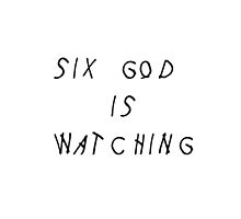 Six god is watching by Wilsonthomas