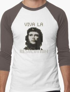 VIVA LA RESOLUTION Men's Baseball ¾ T-Shirt