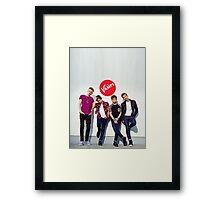 The Vamps! Framed Print