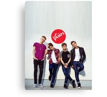 The Vamps! Canvas Print