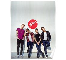 The Vamps! Poster