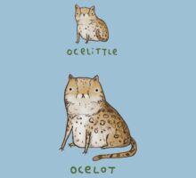 Ocelittle Ocelot Kids Clothes