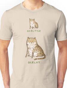 Ocelittle Ocelot Unisex T-Shirt