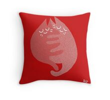 One out of two Throw Pillow