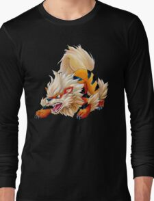 Arcanine Long Sleeve T-Shirt