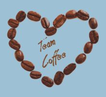 TEAM COFFEE One Piece - Short Sleeve