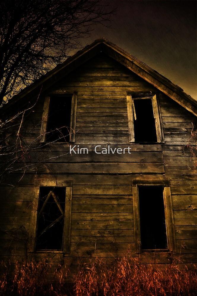 Harvesting by Kim  Calvert