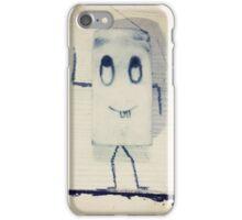 Friendly Eraser iPhone Case/Skin