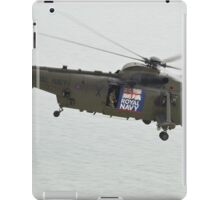 Westland Sea King HC4  iPad Case/Skin