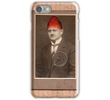 Repainted cabinet photo iPhone Case/Skin