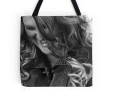 'I don't like any photos of me!' Tote Bag