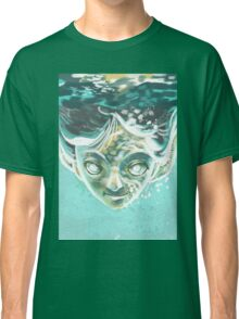 underwater calm - for sea lovers Classic T-Shirt