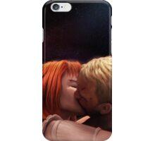 Leeloo & Korben iPhone Case/Skin