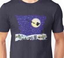 SUPER FAST SANTA Unisex T-Shirt