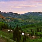 West Elk WIlderness by Alex Burke