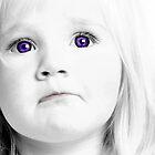 Violetia Cries by Bree Longberry