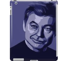 Doctor McCoy (stylized) from Star Trek TOS iPad Case/Skin