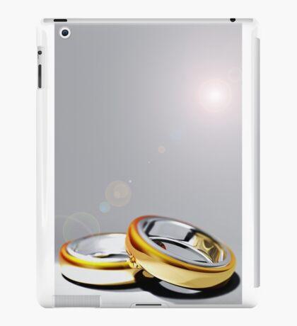 Wedding Rings iPad Case/Skin
