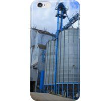 Grain Elevator and Silos iPhone Case/Skin