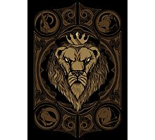 The King of Armello Photographic Print