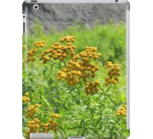 Small Yellow Wildflowers iPad Case/Skin