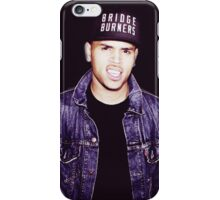 Chris Brown  iPhone Case/Skin