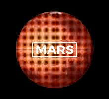 Mars Puzzle by Dev Radion