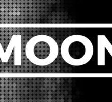 Moon Puzzle Sticker