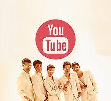 YouTube Boyband by 4ogo Design