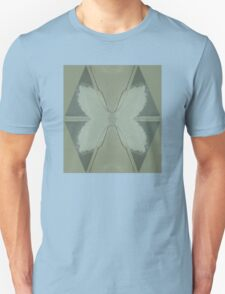 Flowers, checker T-Shirt