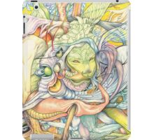 Compositions insect iPad Case/Skin