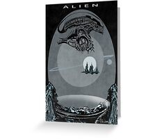 Alien 1979 I Greeting Card