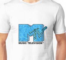 MTV Blue Unisex T-Shirt