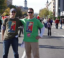 Meep me at the Rally to Restore Sanity and/or Fear by begusa