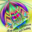 Christmas Bauble by Belinda Osgood