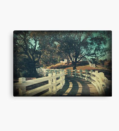 If We Get To The Other Side Canvas Print